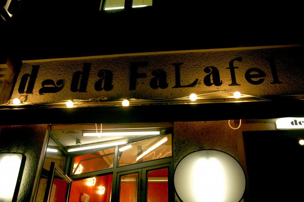 dada Falafel place