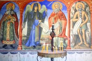 The Monastery of Saint Jovan Bigorski  © Pavlina Chakarova