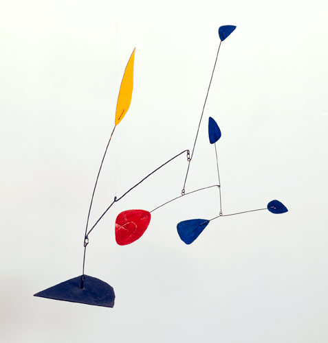 Artists I admire Alexander CalderAlexander Calder Mobile Names